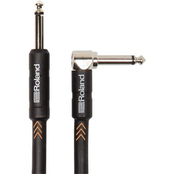 Roland RIC-B15A CABLE - 4,5 m - BLACK SERIES Instrumentkabel