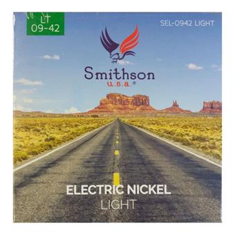 Smithson USA SEL-0942 Light 009 electric guitar string set
