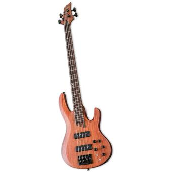 ESP LTD B-1004SEB Natural Satin 4 string bass guitar