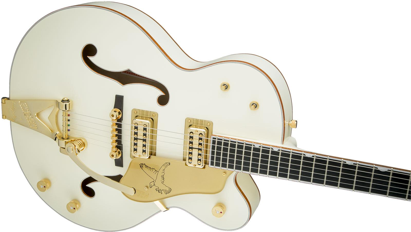 Gretsch G6136T 59GE White Falcon Vintage Select Edition Jazz Guitar