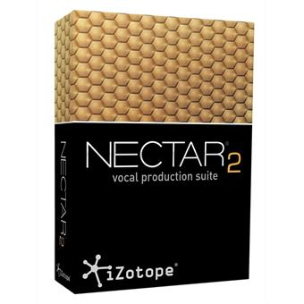 Izotope Nectar 2 Production Suite audio/effect plugin