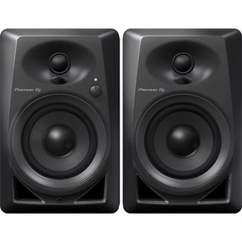 Pioneer DM-40 Black actieve nearfield monitor