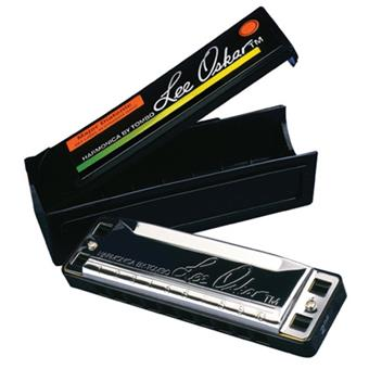 Lee Oskar 1910 C Major Diatonic mondharmonica