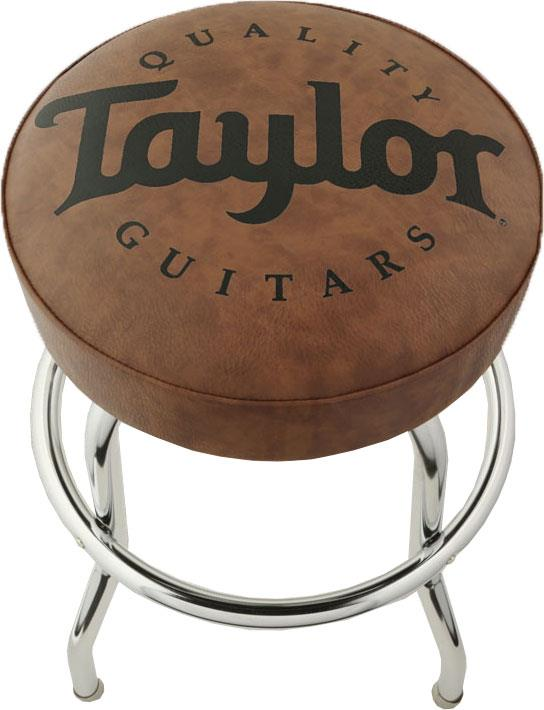 Taylor Ware Bar Stool 24 Quot Brown Keymusic