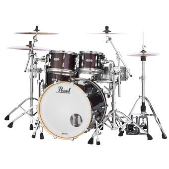 Pearl MCT924XEP/C329 Masters Maple Complete Burnished Bronze Sparkle rock shell kit