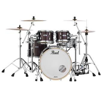 Pearl MCT924XEP/C329 Masters Maple Complete Burnished  Bronze Sparkle rock ketelset