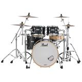 Pearl MCT924XEP/C Masters Maple Complete Matte Caviar Black