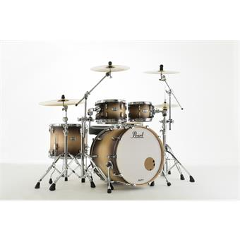 Pearl MCT924XEP/C Masters Maple Complete Satin Natural Burst rock ketelset