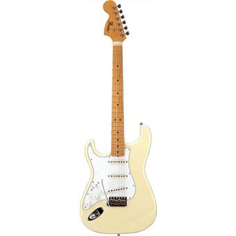 Fender Classic 68 Stratocaster Vintage White Left Handed electric guitars