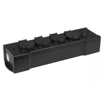 Showtec PowerBOX 4 P.A. distribution énergie/stabilisation voltage