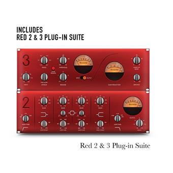 Focusrite Scarlett2 Solo USB audio-interface