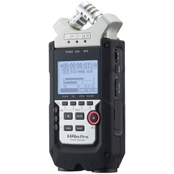 Zoom H4n Pro portable recorder