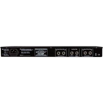Rocktron Velocity 100 LTD guitar rack preamp