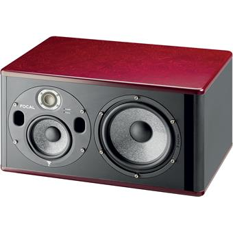 Focal Trio6 BE Red Burr Ash midfield monitor