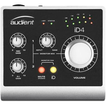 Audient ID4 USB audio-interface
