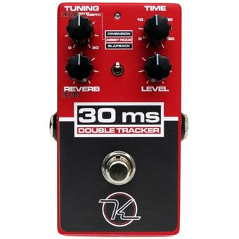 Keeley Electronics 30ms Double Tracker pédale delay/echo/looper