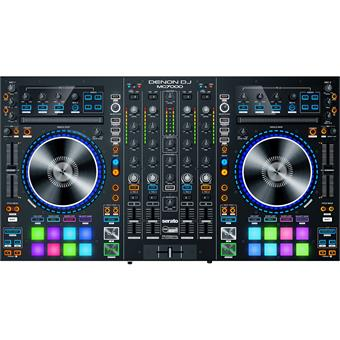 Denon DJ MC7000 DJ controller for Serato