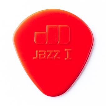 Dunlop Nylon Jazz I 1.10mm 6-Pack standard pick