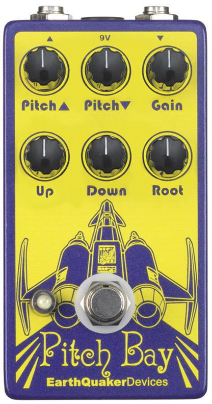 Image of Earthquaker Devices Pitch Bay 0000000000000