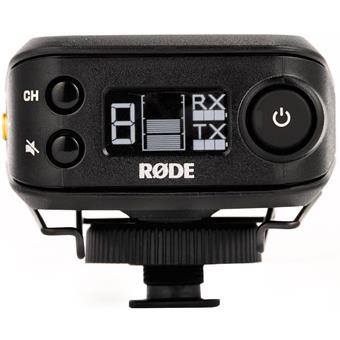 Rode Newsshooter Kit reporter-/cameramicrofoon