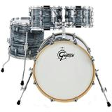 Gretsch Drums RN2-E604 Renown Maple Silver Oyster Pearl