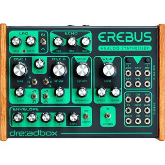Dreadbox Erebus V2 analog synthesizer