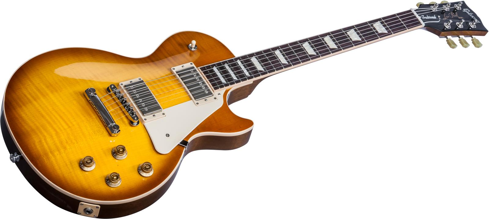 gibson 2017 les paul traditional t honey burst keymusic. Black Bedroom Furniture Sets. Home Design Ideas