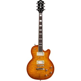 Guild Newark St Bluesbird Iced Tea Burst electric guitar