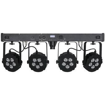 Showtec Compact Power Lightset 4 RGBW lichtset