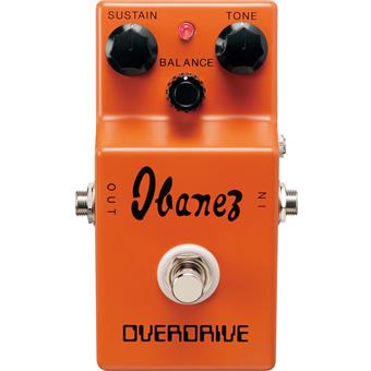 Ibanez OD850 Overdrive overdrive pedaal