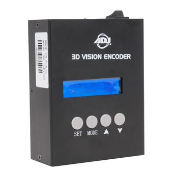 American DJ 3D VISION Encoder effect light