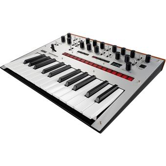 Korg Monologue Silver analoge synthesizer