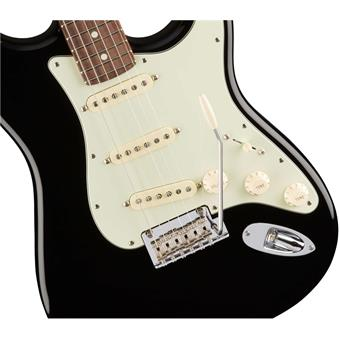 Fender American Professional Stratocaster RW Black electric guitars