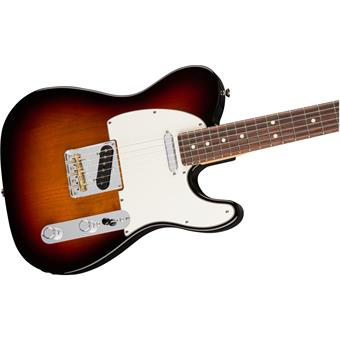 Fender American Professional Telecaster RW 3-Color Sunburst electric guitar