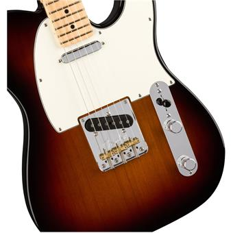 Fender American Professional Telecaster MN 3-Color Sunburst guitare électrique