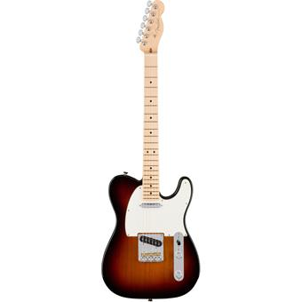 Fender American Professional Telecaster MN 3-Color Sunburst electric guitar