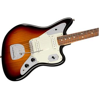 Fender American Professional Jaguar RW 3-Color Sunburst alternatief gitaarmodel