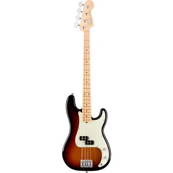 Fender American Professional Precision Bass MN 3-Color Sunburst 4 string bass guitar