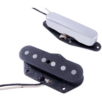 Fender Fender Pickup set Custom Shop Blackguard Telecaster E-Gitarre Single Coil Tonabnehmer
