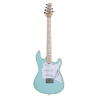Sterling Cutlass Surfgreen electric guitars
