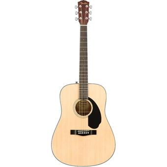 Fender CD-60S Natural westerngitaar
