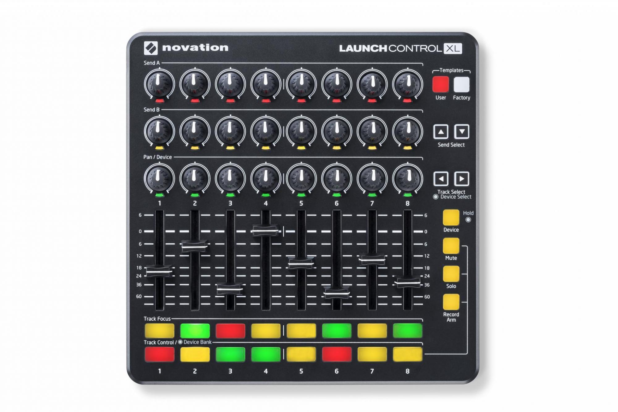 853d58dc45f3ae Launch control xl is the ultimate controller for ableton live. it helps you  focus more