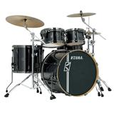 Tama TAMA MK42HLZBNS-BCB - SUPERSTAR HYPER-DRIVE MAPLE 22/10/12/16 BRUSHED CHARCOAL BLACK