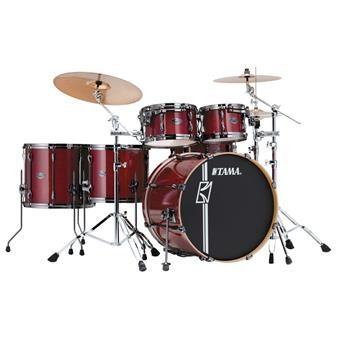 Tama Superstar Hyperdrive Maple ML52HLZBNS Classic Cherry Wine rock ketelset