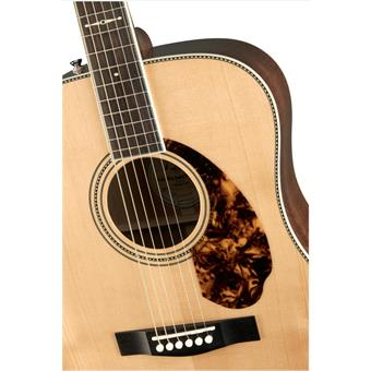 Fender PM-1 Paramount Limited Adirondack Dreadnought Mahogany acoustic-electric dreadnought guitar