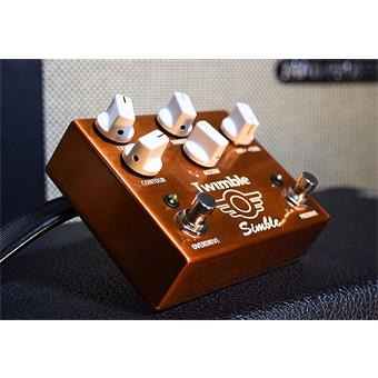 Mad Professor Twimble overdrive pedal