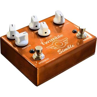 Mad Professor Twimble pédale overdrive