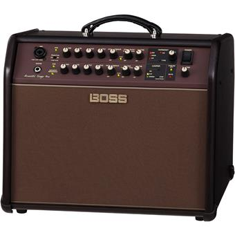 Boss Acoustic Singer Pro   Acoustic Amplifier  akoestische gitaarcombo