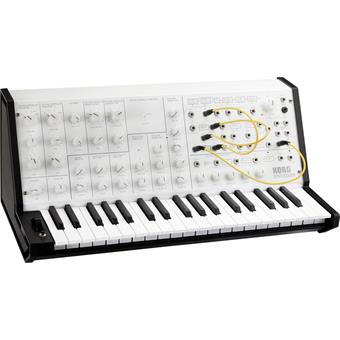 Korg MS-20 Mini White Monotone Limited Edition modulaire synthesizers