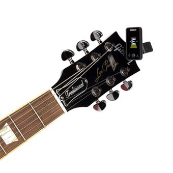 D'Addario CT-17BK Eclipse Headstock Tuner accordeur à pince